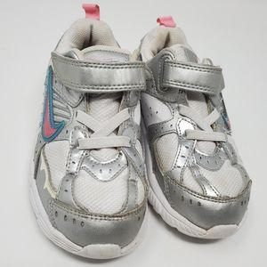 NIKE | Child Sneakers with Lace and Velcro Closure